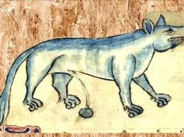 Животные из бестиария